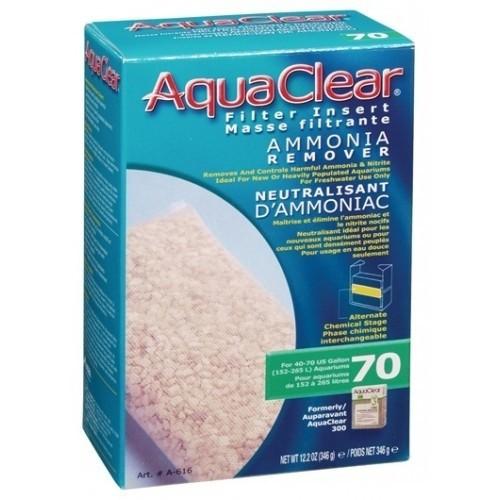 Eliminador de amonio Aquaclear Zeolita 70