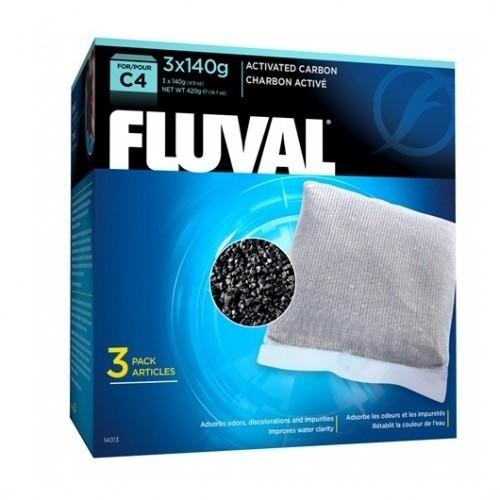 Carbón activo para filtro Fluval C4