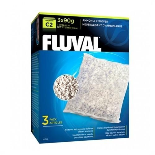 Eliminador de amoniaco Fluval Zeolita C2