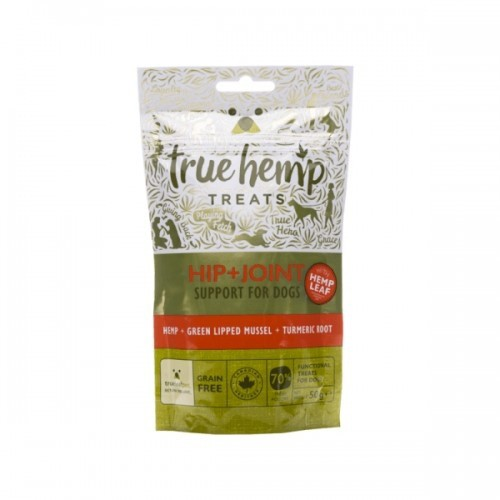 Snack True Hemp Hip & Joint para perros sabor Pollo