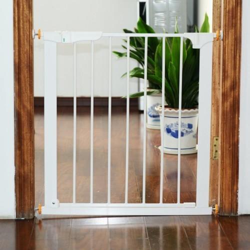 Barrera de Seguridad PawHut para mascotas color Blanco