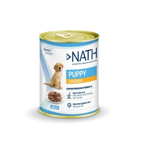 Comida húmeda Nath Puppy Pollo cachorros