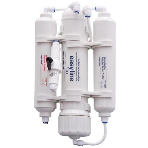 Equipo de osmosis inversa para acuarios Easy line