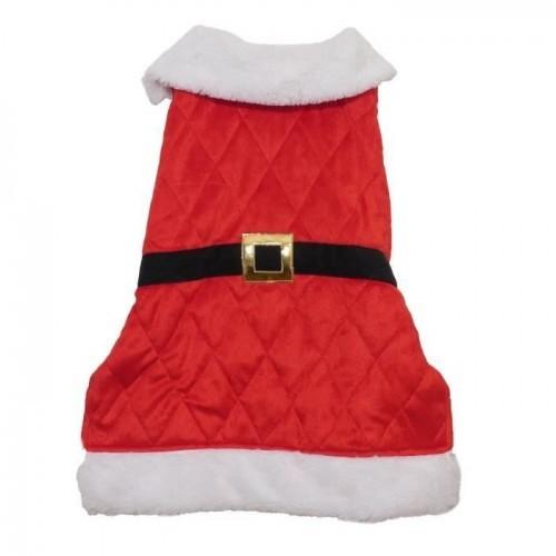 Abrigo Santa Claus Rosewood para perros color Rojo