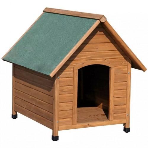 Caseta Kerbl para perros color Marrón