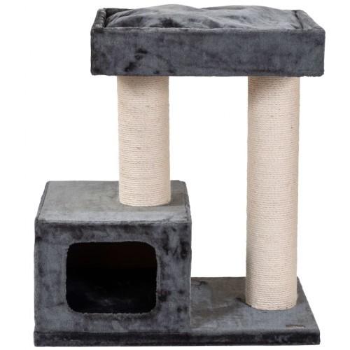Árbol rascador Bandit para gatos color Negro