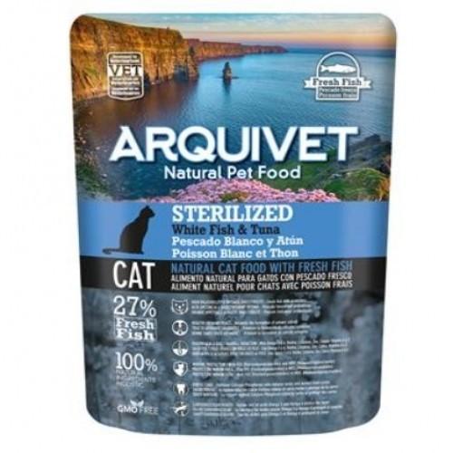 Pienso para gatos esterilizados sabor Atún