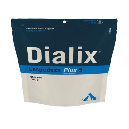 Alimento para la función renal Dialix Lespedeza Plus 5