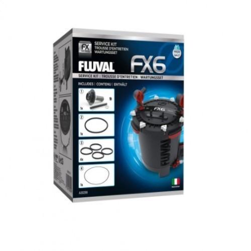 Kit de servicio para filtro Fluval FX6