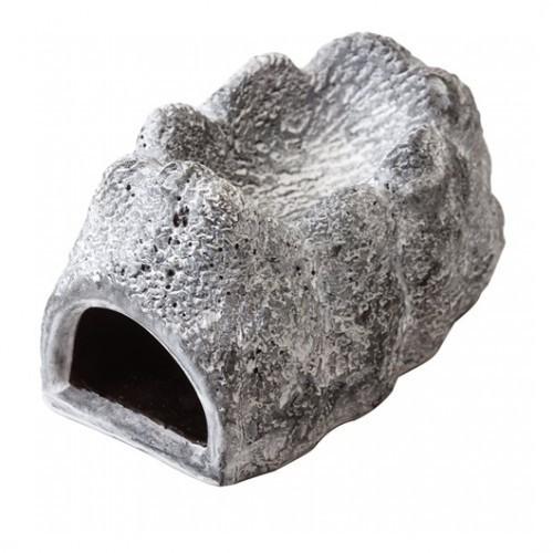 Cueva húmeda Wet Rock para reptiles
