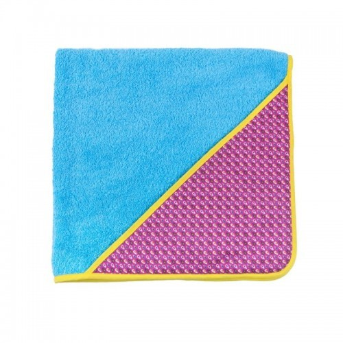 Capa de baño Mandy para perros color Azul Turquesa