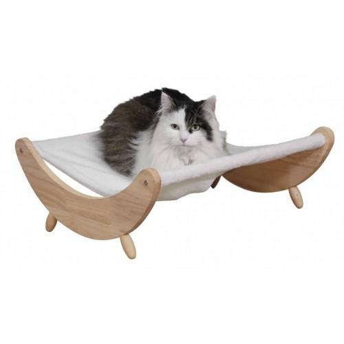 Hamaca Dream para gatos color Beige
