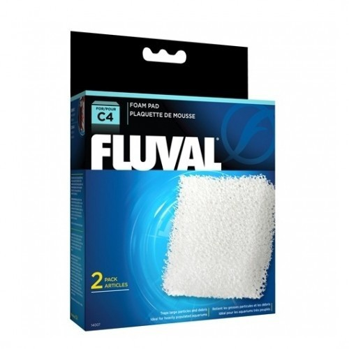 Accesorio para filtro Fluval Foamex modelo C4