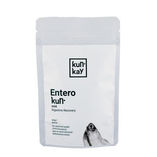 Suplemento Enterokun Mild para la salud intestinal en perros