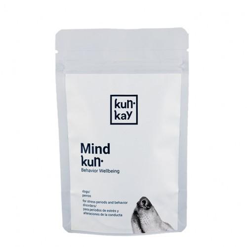 Suplemento Mindkun para el comportamiento de perros