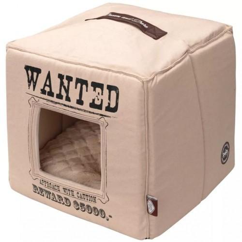 Cama Wanted para gatos color Beige