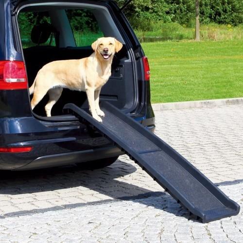 Rampa ajustable para mascotas