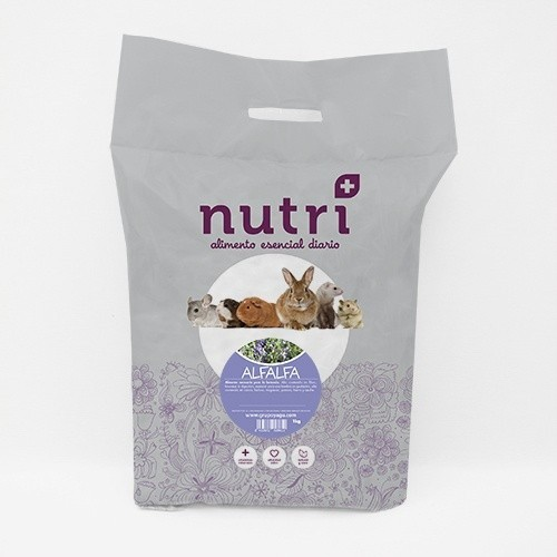 Alfalfa para animales sabor Alfalfa
