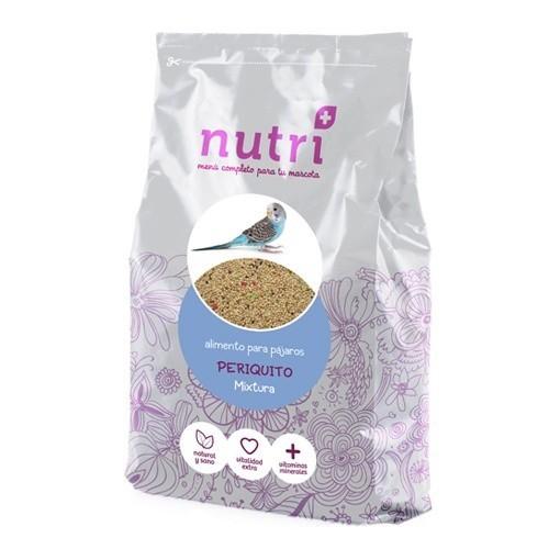 Bolsa de mixtura para periquitos y aves exóticas sabor Neutro