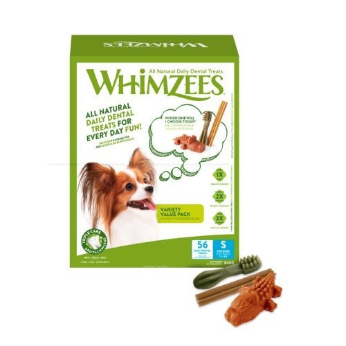 Mix dental Whimzees para perros