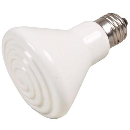Calefactor infrarrojo para terrarios color Blanco