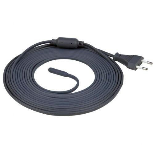 Cable calefactor para terrarios color Negro