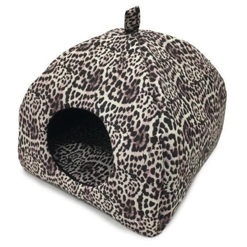 Cama iglú Catshion Guepardo