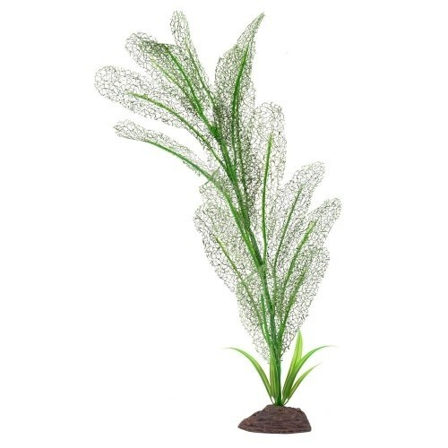 Planta artificial Madagascar 50 cm color Verde