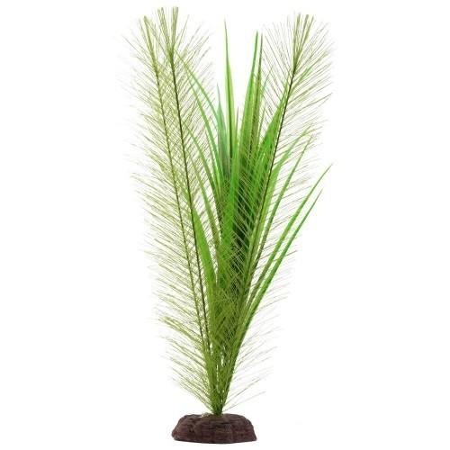 Planta artificial Valisneria 50 cm color Verde