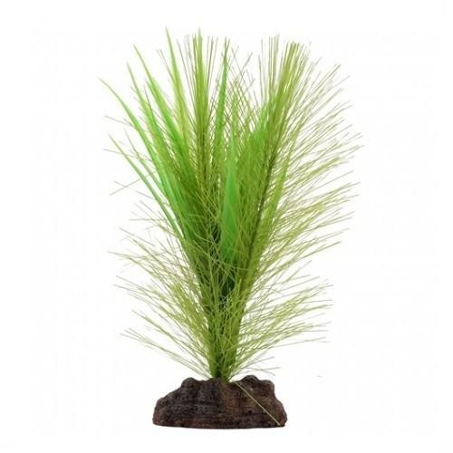 Planta artificial Valisneria 12,5 cm color Verde