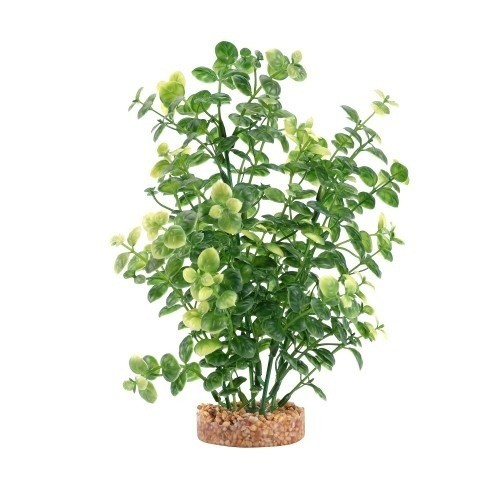 Planta artificial Bacopa 20 cm color Verde