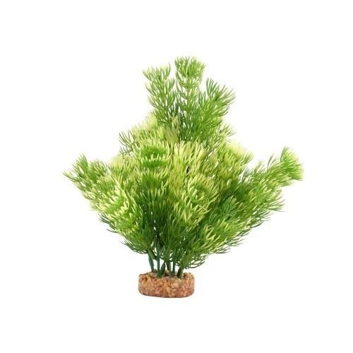 Planta artificial Cabomba 20 cm color Verde