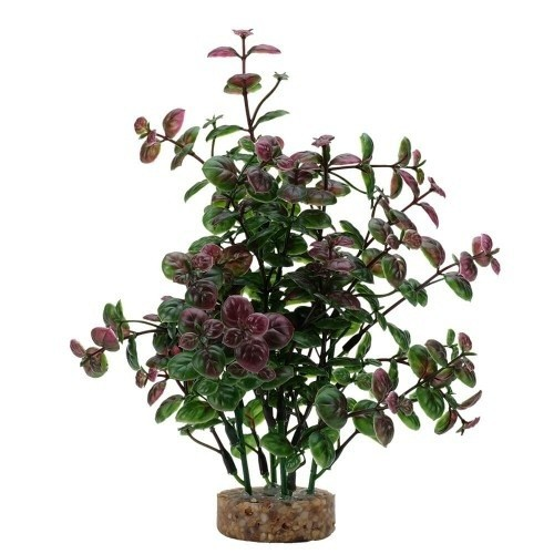 Planta artificial Bacopa 20 cm color Verde
