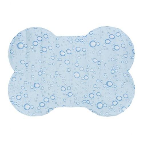 Esterilla para perros regrigerante color Azul