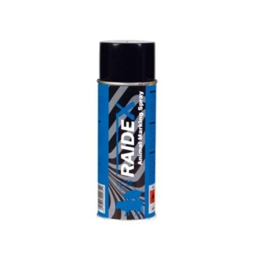 Spray marcador Raidex para animales de granja color Azul