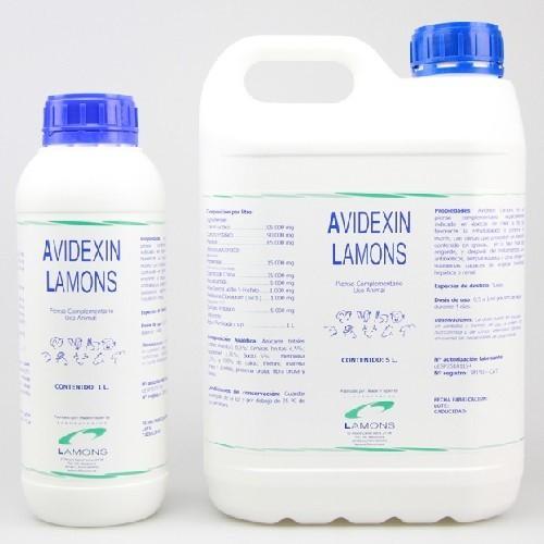 Protector hepático y renal para mascotas Avidexin Lamons