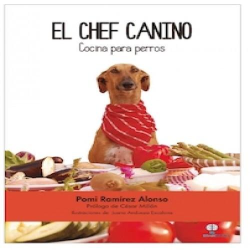 Pack de 4 CD's y libro El Chef Canino