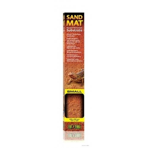 Sustrato Sand Mat Pequeño para terrarios
