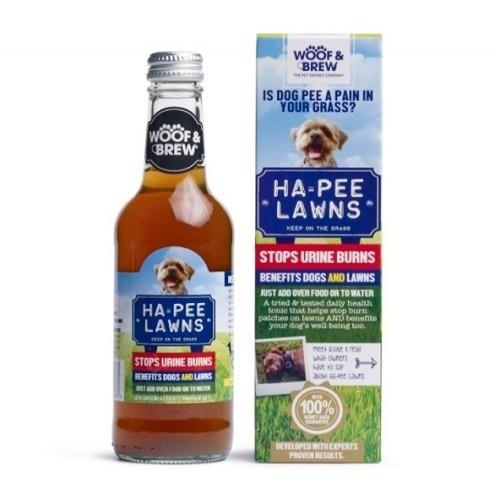 Bebida Ha-Pee Lawns para perros