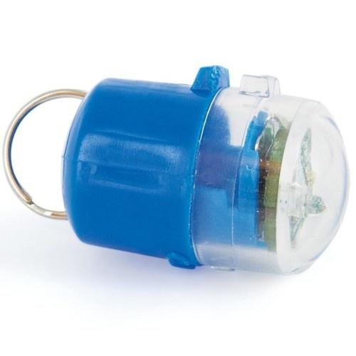 Collar con llave magnética para gatos color Azul