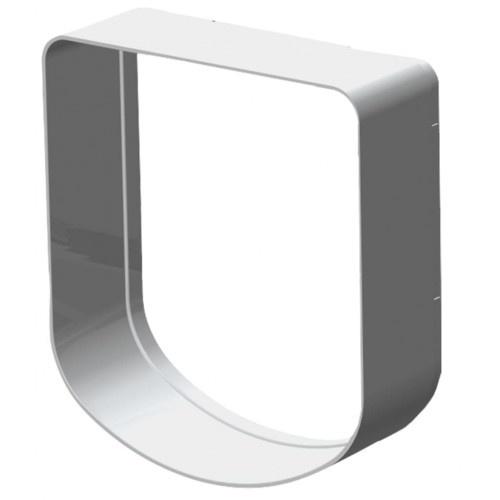 Túnel de extensión para gatera color Blanco