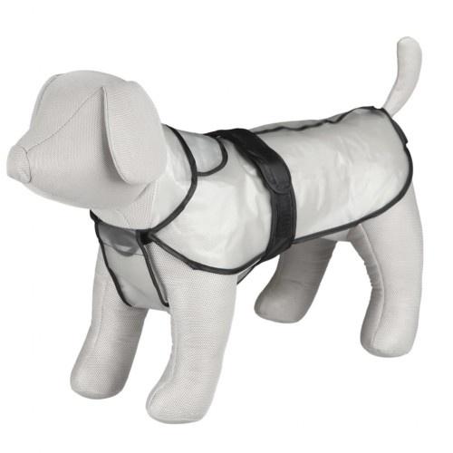 Impermeable Tarbes para perros color Transparente