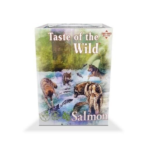Taste of the Wild tarrina de salmón para perros