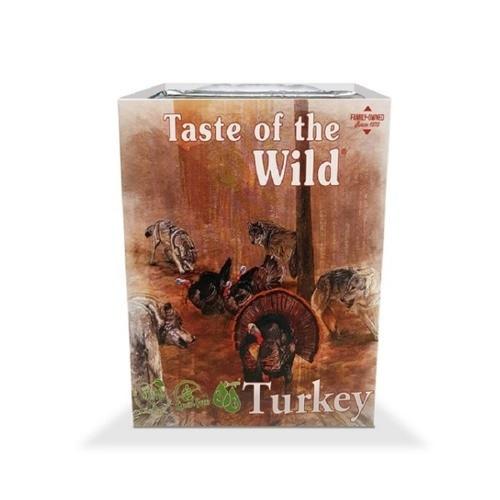Taste of the Wild tarrina de pavo para perros