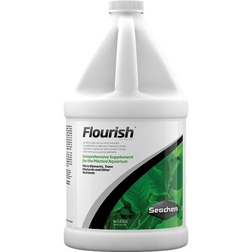 Estimulador del crecimiento para plantas de acuario Flourish