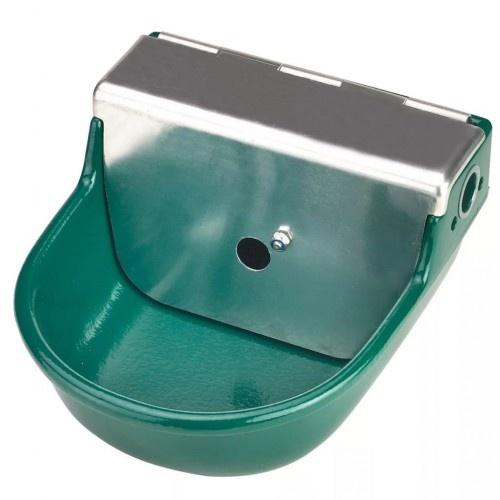 Bebedero flotante para animales color Verde