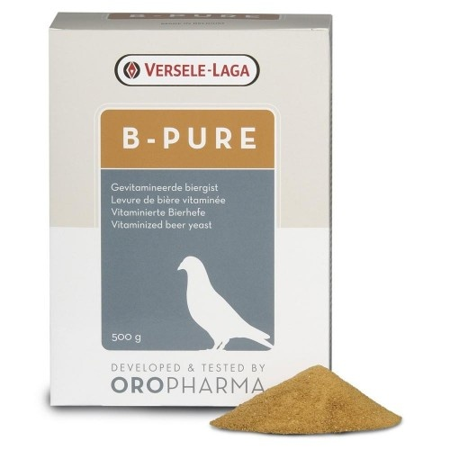 Levadura de cerveza Puré Oropharma B sabor Natural