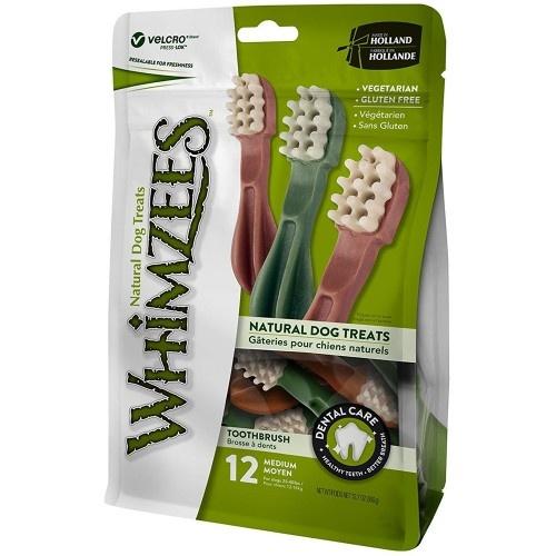 Cepillos de dientes comestibles para perros olor Natural
