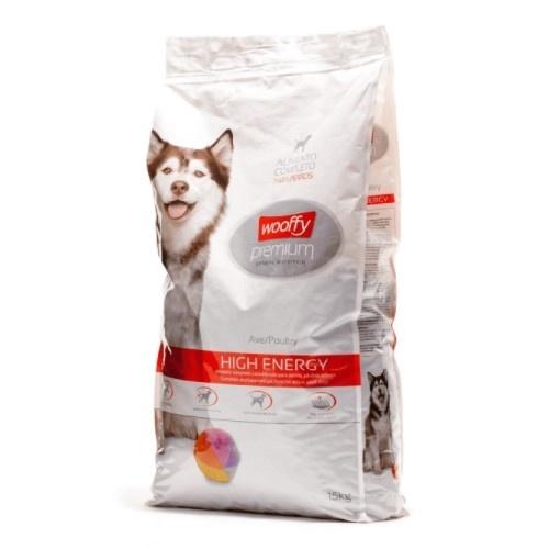 Pienso premium alta energía para perros sabor Pollo