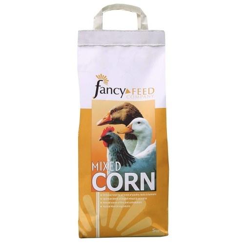 Alimento mezcla de maíz para aves de corral sabor Natural